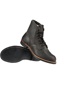 Worker boots zwart Red Wing