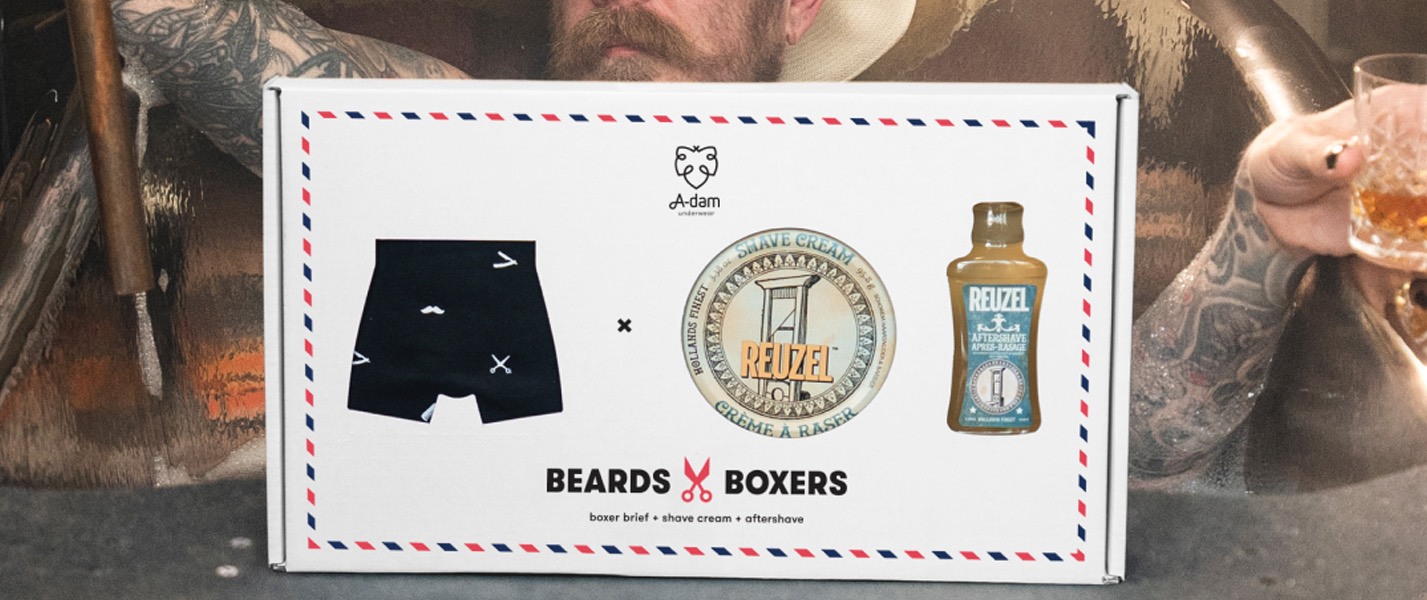 beards and boxers giftbox