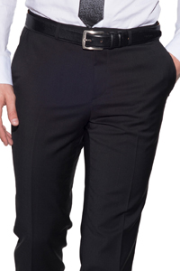 Zwarte pantalon Hugo mix and match