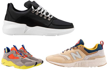 Collectie chunky sneakers online