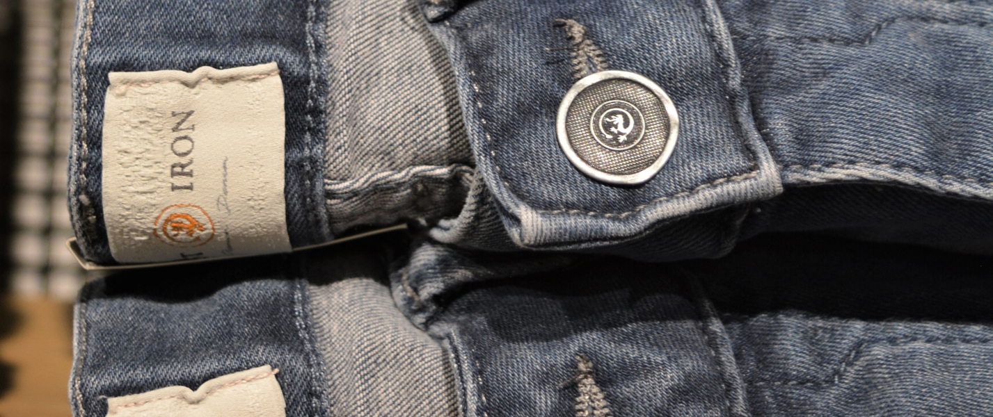 Slim fit jeans voor heren