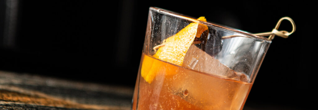 old fashioned cocktail recept