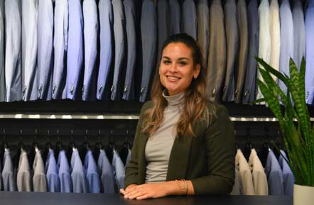 Interview storemanager Lisa Only for Men Druten