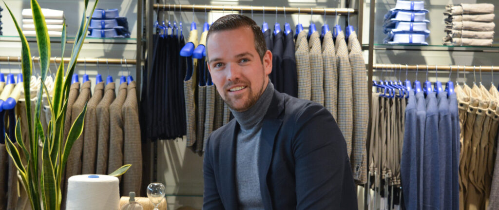 Interview Michel Boonstra Only for Men