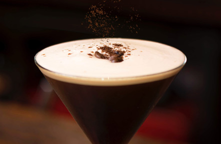 Espresso martini koffiecocktail recept