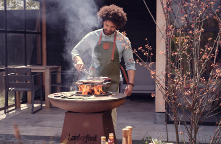 barbecue outfit zomerse look mannen